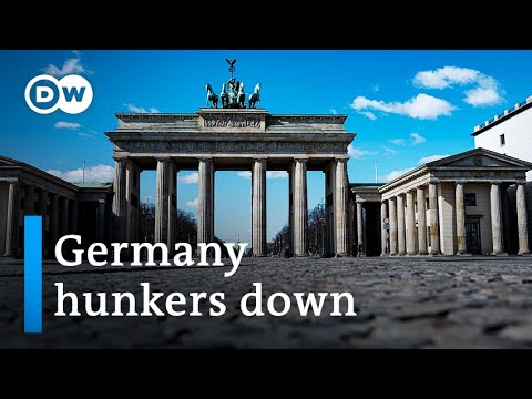 Coronavirus: Germany imposes strict social restrictions | DW News