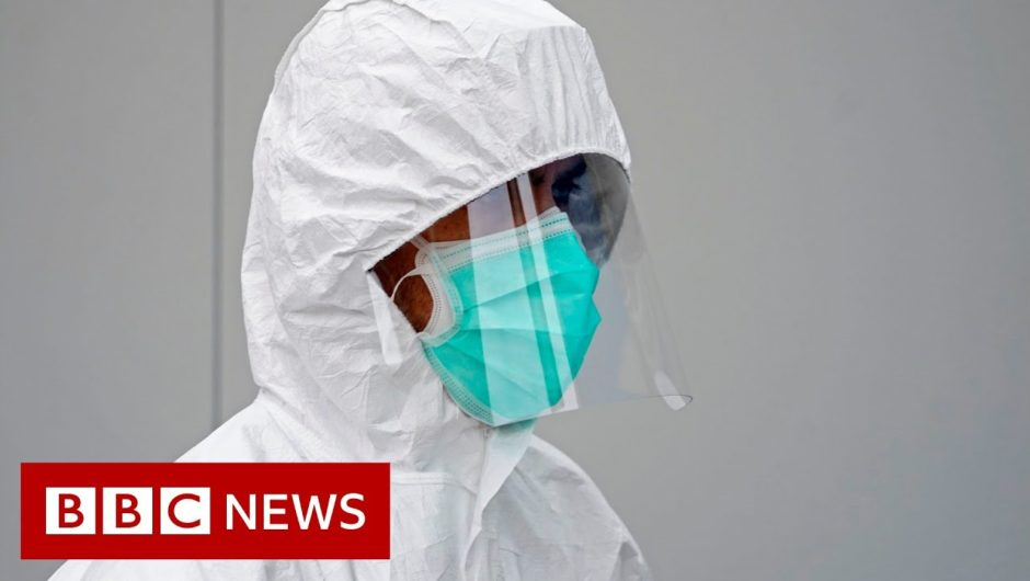 Coronavirus: Spain reports more than 800 new deaths  – BBC News