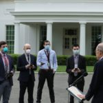 White House adopts new safety precautions as coronavirus moves closer to Trump's inner circle