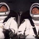 'Worried for our families and all of mankind.' Coronavirus a concern even for astronauts in space