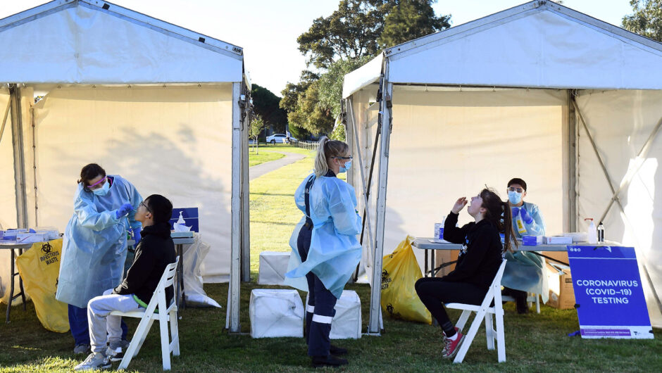 Australia to lock down 300,000 in Melbourne suburbs after coronavirus spike