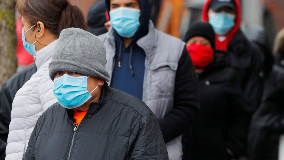 Americans could be staring down the worst public health crisis in recent history if COVID-19 rages on into the flu season, CDC warns