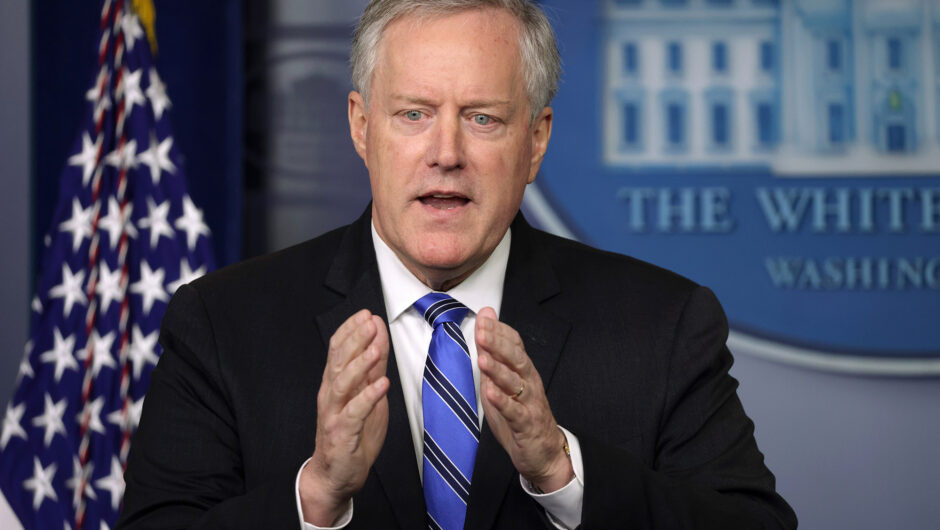 White House 'not optimistic' COVID-19 relief deal will be reached soon