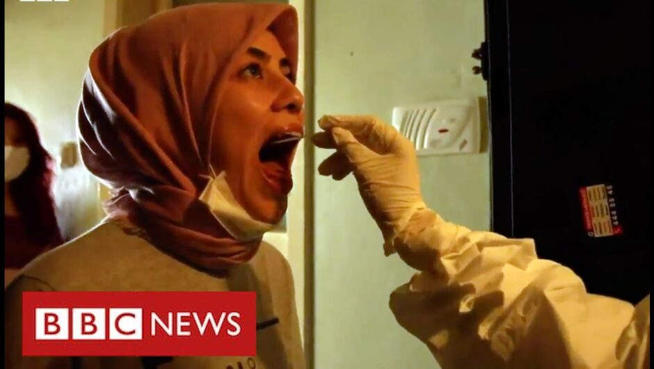Turkey turning coronavirus tide with huge contact tracing effort – BBC News