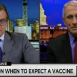 Fauci says he'll take responsibility if a coronavirus vaccine rolled out in the US is faulty