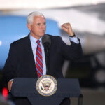 Two advisers for VP Mike Pence test positive for COVID-19