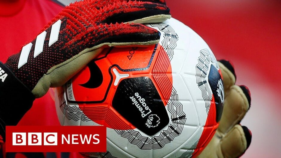 Coronavirus: English Premier League suspends all matches until 3 April  – BBC News
