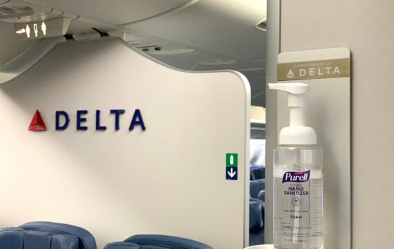 Delta CEO thanks employee COVID-19 sacrifices with free travel