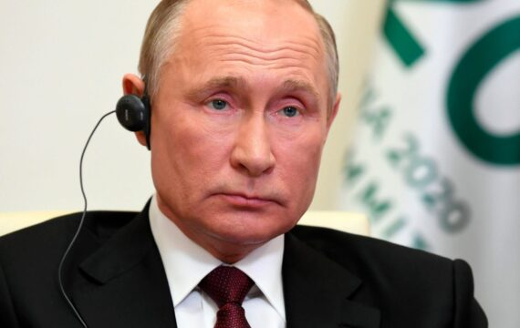 Russia is offering its experimental COVID-19 vaccine to other countries, but Putin won't take it until it's formally approved
