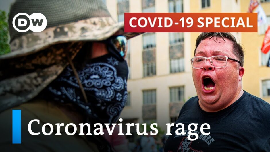 Is the coronavirus pandemic making us more aggressive? | COVID-19 Special