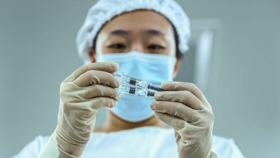 China greenlights first homegrown COVID-19 vaccine