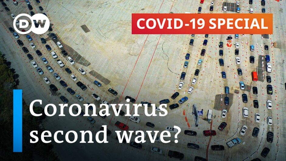 Coronavirus: Is this the second wave?   COVID-19 Special