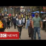 """UK facing coronavirus """"tipping point"""" as cases surge warns government – BBC News"""