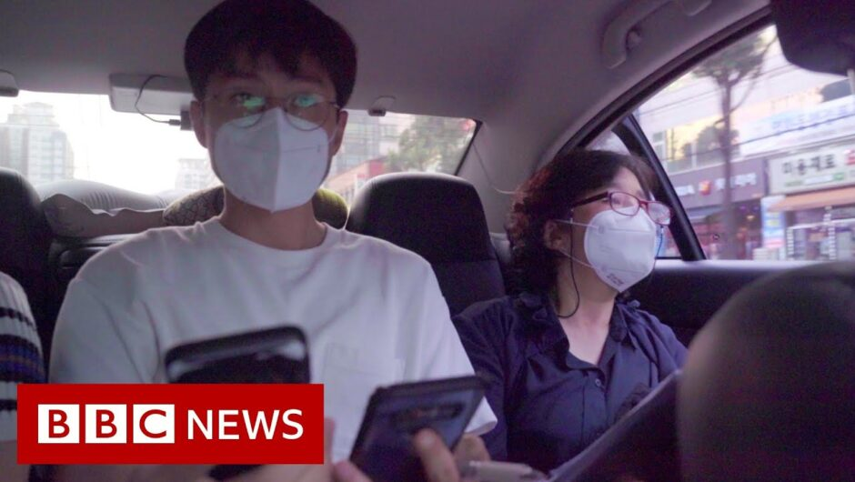 Coronavirus: South Korea's Covid detectives – BBC News