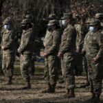 Almost 200 National Guard troops contract COVID-19