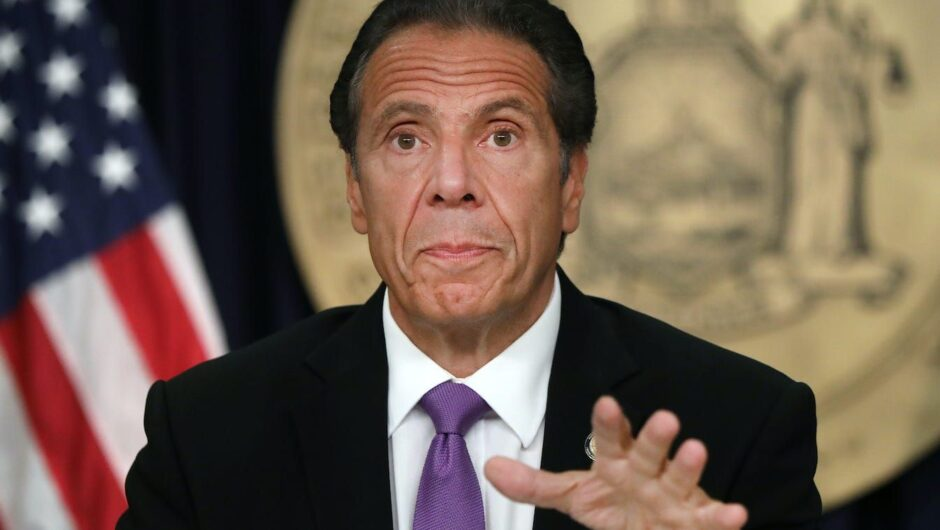 Cuomo asked Pfizer to sell its COVID-19 vaccine directly to New York, as the head of the WHO warns of mounting inequities in vaccine distribution
