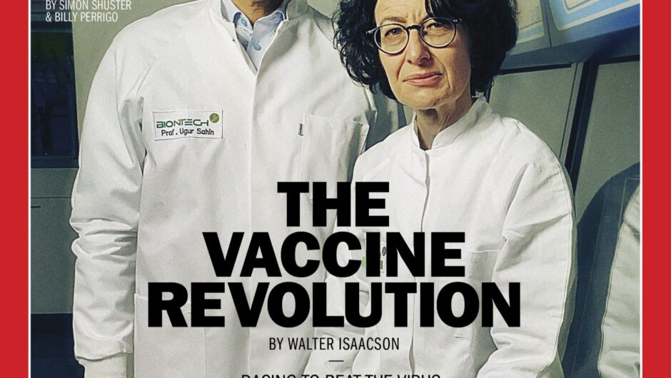 mRNA Technology Gave Us the First COVID-19 Vaccines. It Could Also Upend the Drug Industry