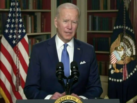 Biden relaunches 'fireside chats' with emotional call to woman who lost job due to Covid-19