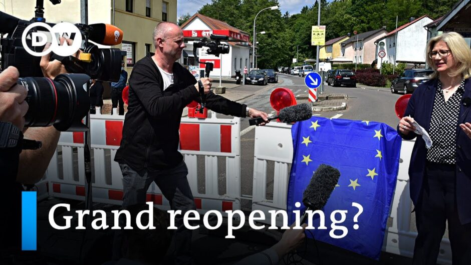 Beyond the coronavirus crisis: How will the EU economy recover from the border shutdowns?
