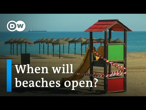 Coronavirus puts tourism industry on the edge of collapse | DW News