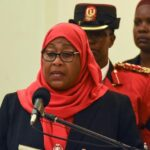 Tanzanian president says 'not proper' to ignore Covid-19