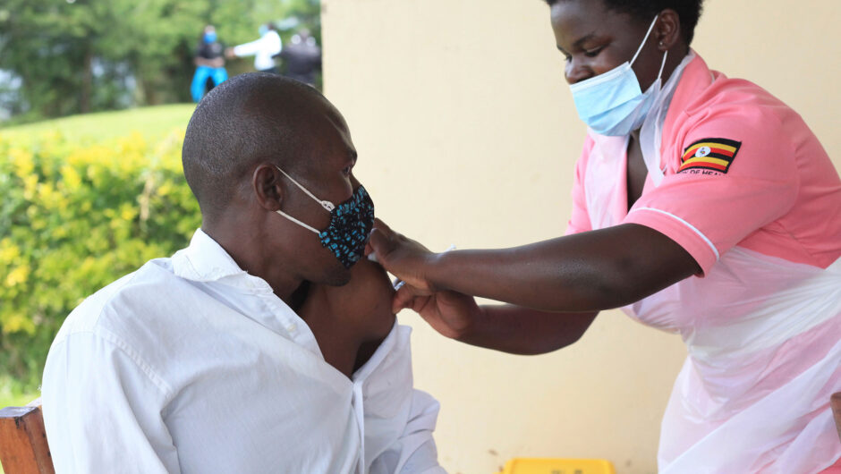 COVID-19 cases surge in poorest nations with vaccine shortages